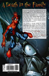 Verso de Peter Parker: Spider-Man (1999) -INT3- Return of the Goblin