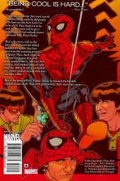Verso de Spider-Man: With Great Power... (2008) -INT- With Great Power...