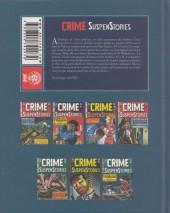 Verso de Crime SuspenStories -3- Volume 3