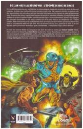 Verso de X-O Manowar -INT01- Intégrale Tome 1