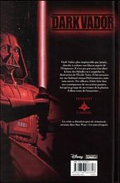 Verso de Star Wars - Dark Vador -4- La Cible