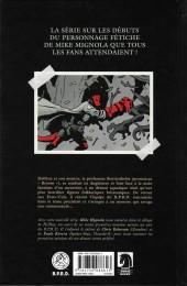 Verso de Hellboy & B.P.R.D. -2- 1953