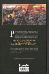 Verso de Birthright -4- Histoire de famille