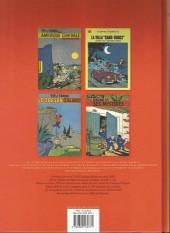 Verso de Tif et Tondu -INT1- L'intégrale 1949 - 1954