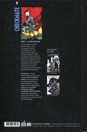 Verso de Checkmate -2- La chute du mur