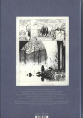 Verso de (AUT) Hermann - Hermann - Le naturaliste de la bande dessinée