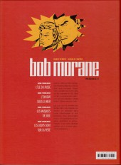 Verso de Bob Morane 10 (Intégrale Le Lombard) -5- Intégrale 5