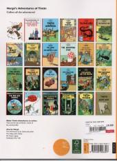 Verso de Tintin (The Adventures of) -21e- The Castafiore Emerald