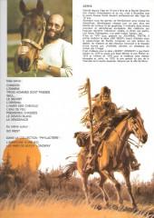 Verso de Buddy Longway -1a82- Chinook