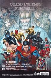 Verso de Justice League Univers -12- Numéro 12