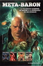 Verso de All-New Deadpool -9- Guerre civile 2 quoi ?