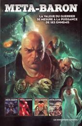 Verso de All-New Les Gardiens de la Galaxie -9- La Mauvaise Plaisanterie du sud