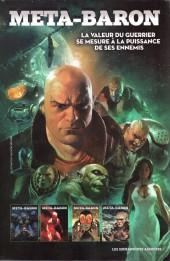 Verso de Marvel Saga (3e série - 2016) -5- Le Hulk du miroir