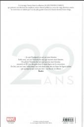 Verso de Panini Comics (20 ans) -3- Deadpool : Il faut soigner le soldat Wilson