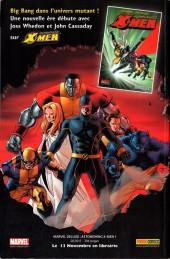 Verso de Marvel Icons (Marvel France - 2005) -43- Isla de la muerte