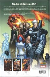 Verso de X-Men (Marvel Deluxe) - Supernovas