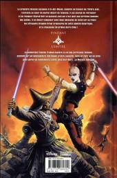 Verso de Star Wars - L'Ordre Jedi -3- Outlander
