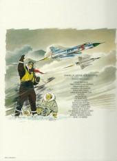 Verso de Tanguy et Laverdure -7c1978- Cap zéro