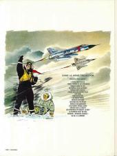 Verso de Tanguy et Laverdure -8c1979- Pirates du ciel