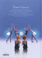 Verso de Emma et Capucine -1- Un rêve pour trois