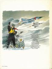 Verso de Tanguy et Laverdure -10a- Mission spéciale
