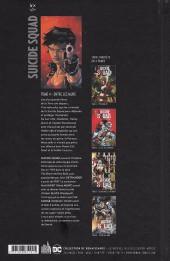 Verso de Suicide Squad -4- Entre les murs