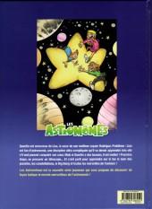 Verso de Les astromômes -2- L'espace et le temps