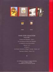 Verso de (AUT) Jacobs, Edgar P. -37- Esquisses & dessins - Tome 2