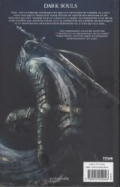 Verso de Dark Souls -1- Le souffle d'Andolus