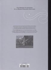 Verso de Les grands Classiques de la Bande Dessinée érotique - La Collection -2220- Le parfum de l'invisible - tome 2
