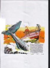 Verso de Les espadons -2- La baie des calamars