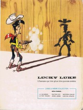 Verso de Lucky Luke -34b71- Dalton City