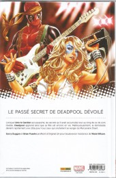 Verso de Deadpool (Marvel Now!) -6- Original Sin