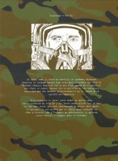 Verso de Misty Mission -1TL- Sur la terre comme au ciel