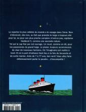 Verso de Tintin - Divers -63TL- Tintin et la mer - historia hs