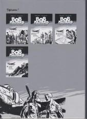 Verso de Bob Mallard -INT4- La montagne d'acier