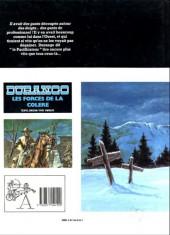 Verso de Durango -1a86- Les chiens meurent en hiver