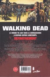 Verso de Walking Dead -27- Les Chuchoteurs