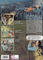 Verso de Les fils de Guillaume -2- Le retour du Croisé
