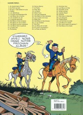 Verso de Les tuniques Bleues -7c2000- Les bleus de la marine