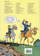 Verso de Les tuniques Bleues -25a1999- Des bleus et des bosses