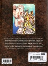 Verso de Saint Seiya Next Dimension -10- Tome 10