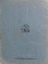 Verso de Les malheurs de Sophie (Cocard) - Les Malheurs de Sophie