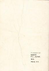 Verso de Akim (1re série) -Rec043- Album N°43 (du n°261 au n°266)