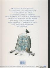 Verso de Hel'Blar -1HC- Les Chasseurs de Draugar