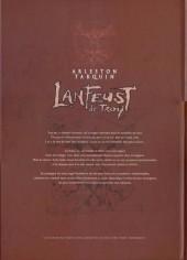 Verso de Lanfeust de Troy -5COF2- Le frisson de l'haruspice