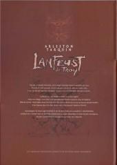 Verso de Lanfeust de Troy -6COF2- Cixi impératrice