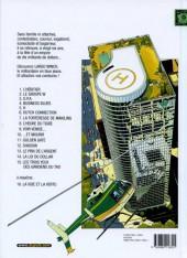 Verso de Largo Winch -2b08- Le groupe W