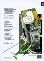 Verso de Largo Winch -3b08- O.P.A.