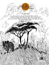 Verso de Jules Verne et ses voyages -2TL- Le Village aérien